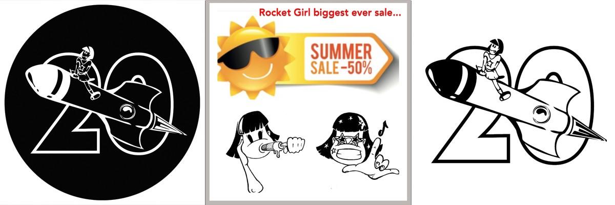 Rocket Girl   Home